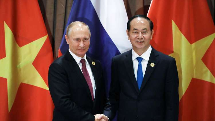 فيتنام توجه دعوة رسمية لبوتين لزيارتها
