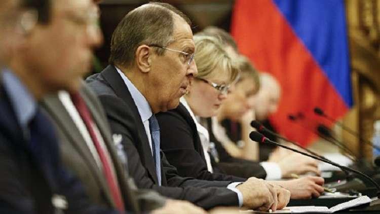لافروف: استفزازات لندن تدفع العلاقات مع موسكو نحو طريق مسدود