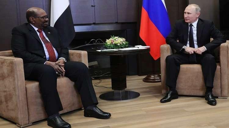 الكرملين يؤكد تلقي بوتين دعوة رسمية لزيارة السودان