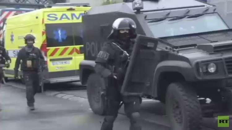 إرهاب داعش يصل فرنسا من جديد