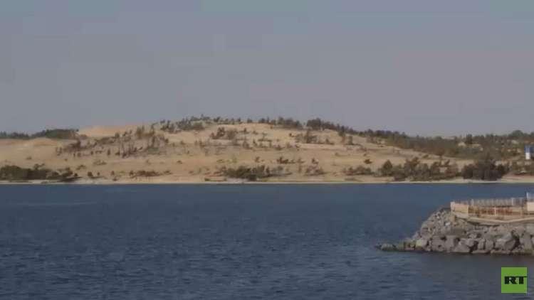 مشكلة انقطاع المياه في مناطق بشمال سوريا