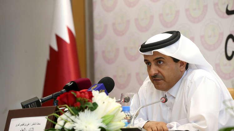 قطر: دول الحصار طلبت منا التخلي عن استضافة كأس العالم 2022 مقابل رفع العقوبات