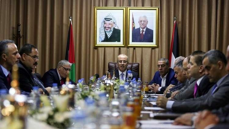 الحكومة الفلسطينية ترفض وتدين شروط الكونغرس الأمريكي