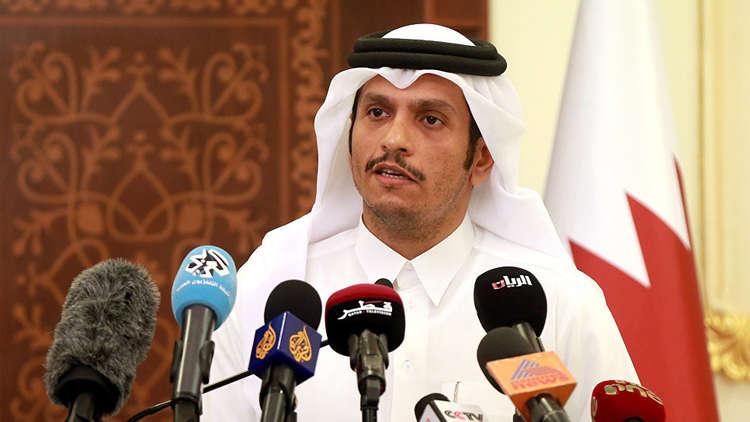 قطر تؤكد حقها في حماية نفسها من أي عدوان خارجي