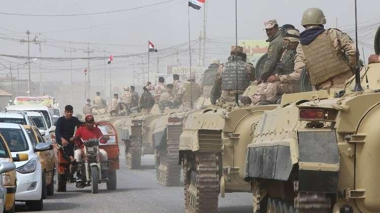 العراق.. الاستخبارات العسكرية تضبط أسلحة من العيار الثقيل كانت بحوزة داعش