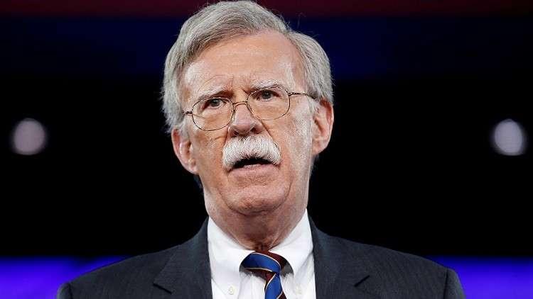 بولتون يصر على إنهاء برنامج كوريا الشمالية النووي وفق السيناريو الليبي