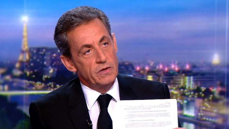 رجل أعماللبناني يكشف عن تفاصيل جديدة بخصوص حصول ساركوزي على أموال من ليبيا
