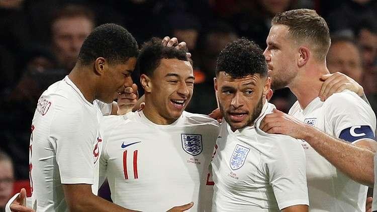 لينغارد يقود إنجلترا لفوز صعب على هولندا