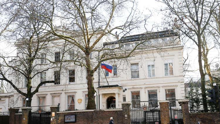 موسكو: نطالب لندن بالكشف عن البرامج الكيميائية في مختبر