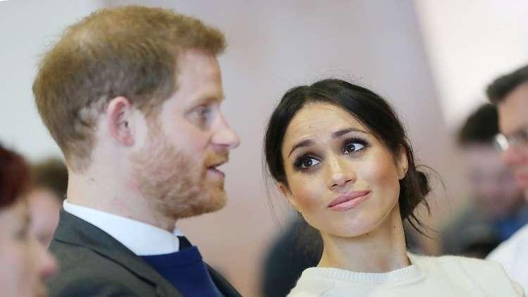 ميغان خطيبة الأمير هاري تسدي له نصيحة لا تقدر بثمن
