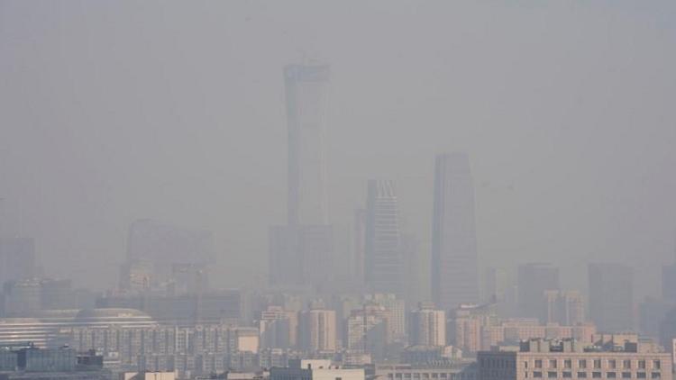 بكين تصدر تحذيرا برتقاليا!