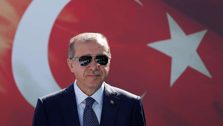 أردوغان: تمت تصفية 3747 مسلحا منذ انطلاق عملية