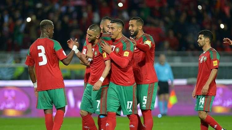 المغرب يواجه أوزبكستان وديا استعدادا لمونديال روسيا