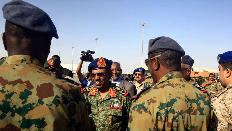 عمر البشير: السودان أصبح قلعة للتدريب العسكري