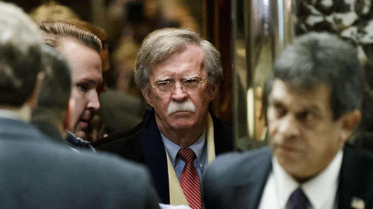 تعيين بولتون.. القنابل بدل الدبلوماسية