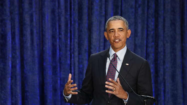 أوباما: تقدم البشرية يحتاج لمليون باراك أوباما شاب