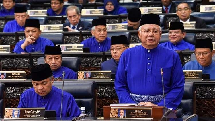 ماليزيا تعاقب على نشر