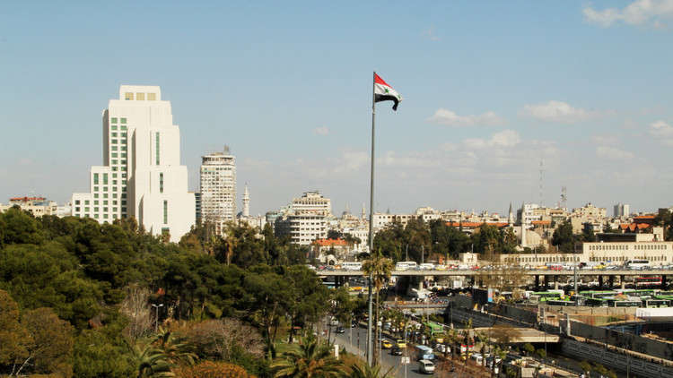 دمشق تصدر بيانا بشأن تركيا