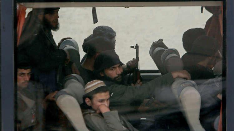 فصائل المعارضة السورية تتبادل الاتهامات بشان ما حدث في الغوطة الشرقية