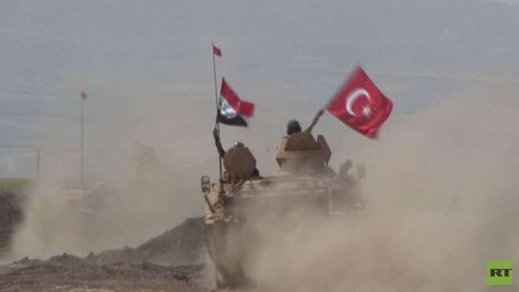 أردوغان: سنتدخل في سنجار إذا فشلت بغداد