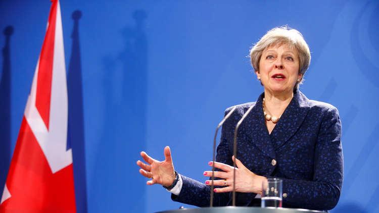 ماي: البرلمان سيصوت بناء على اتفاق الخروج من الاتحاد الأوروبي