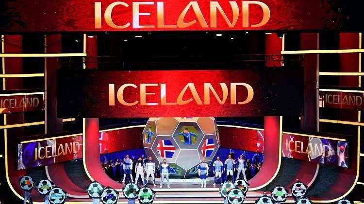إيسلندا تعلن عن مقاطعة مسؤوليها لكأس العالم في روسيا وتجمد الحوار مع موسكو