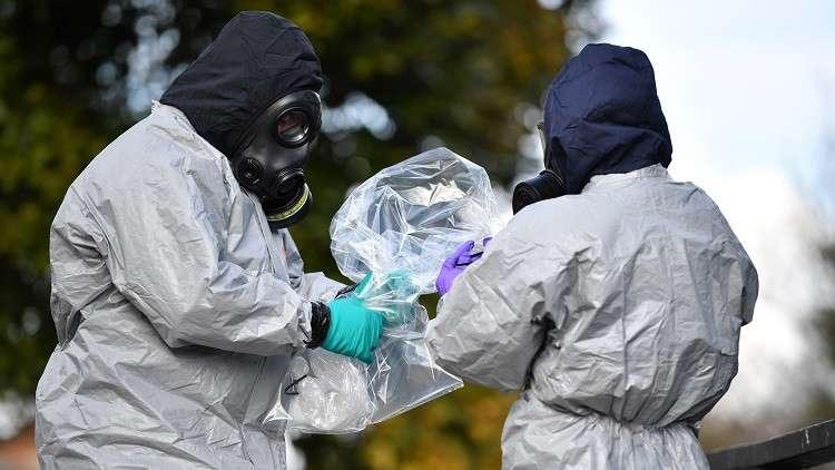 الاستخبارات التشيكية تفحص احتمال صناعة غاز