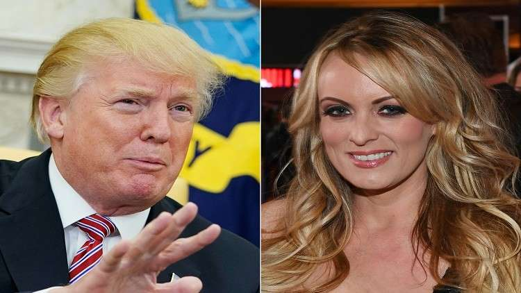 البيت الأبيض ينكر علاقة ترامب الحميمة بنجمة أفلام إباحية ويطالبها بأدلة