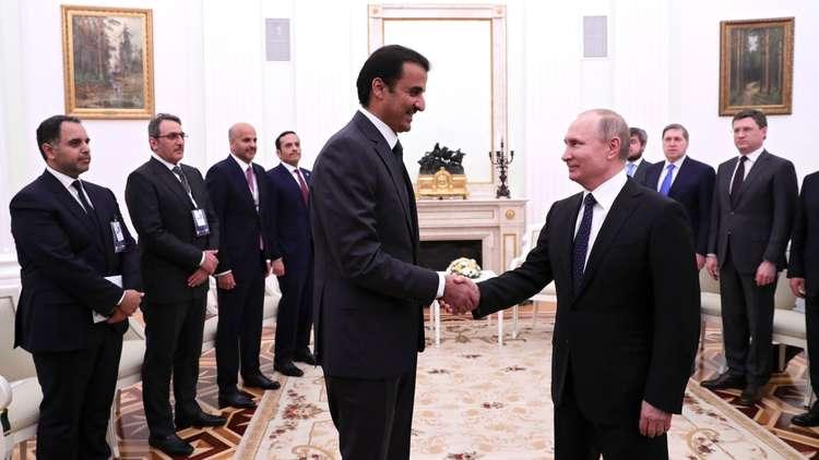 روسيا وقطر.. ما الذي يجمعهما وما الذي يفرقهما؟
