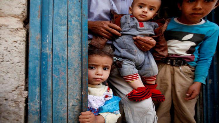اليونيسيف: دعواتنا لوقف الحرب في اليمن لحماية الأطفال لم تنجح