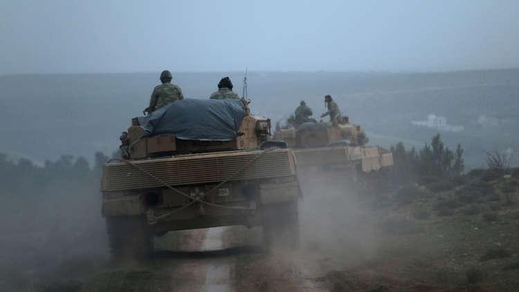 تضارب الأنباء حول سيطرة القوات التركية على تل رفعت شمال سوريا