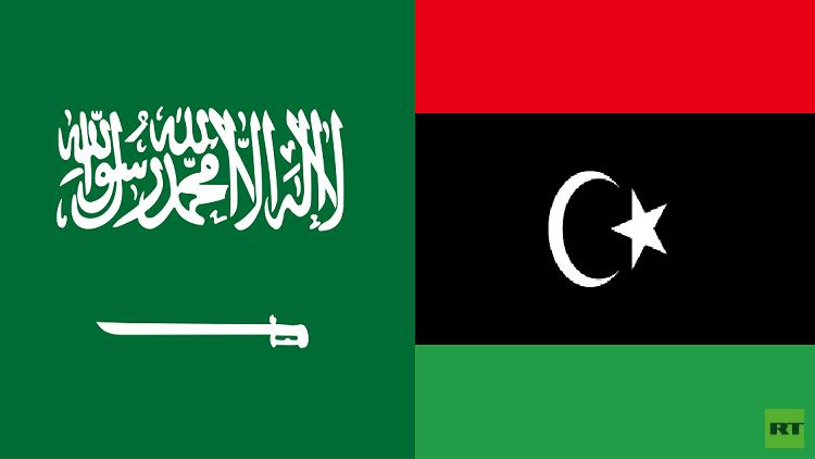 ليبيا تتضامن مع السعودية