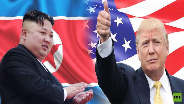 كيم جونغ أون: أنا مستعد للقاء ترامب