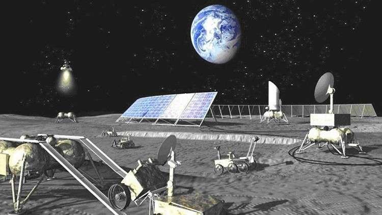 خبير روسي: لا بد من بناء جسر فضائي دائم بين الأرض والقمر