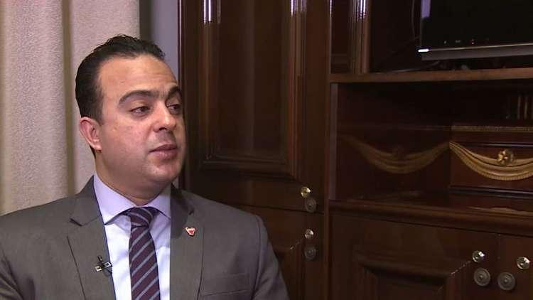 نائب رئيس مجلس النواب البحريني علي العرادي