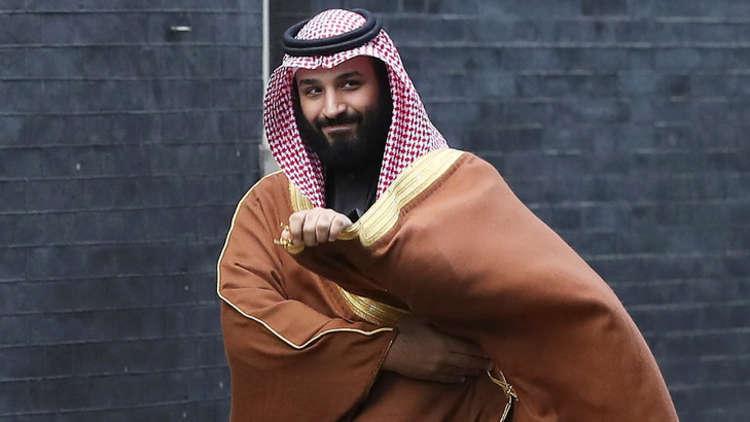 شاهد.. ولي العهد السعودي يزور
