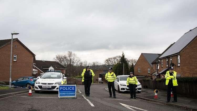 الشرطة البريطانية ترجح تعرض سكريبال للتسمم في منزله
