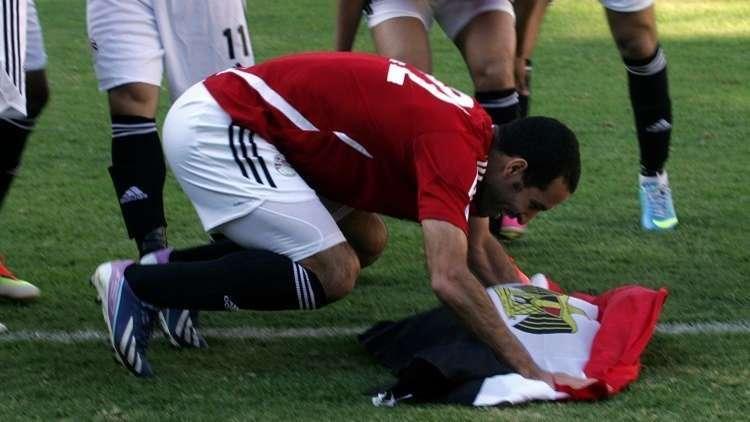 محمد أبو تريكة يعود إلى مصر بعد شطبه من قوائم الإرهاب