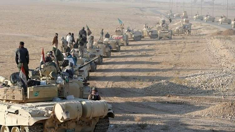 العراق يحفر خندقا ثالثا على حدوده مع سوريا