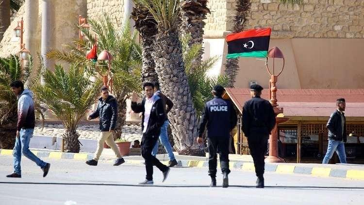 اختطاف رئيس بلدية العاصمة الليبية طرابلس