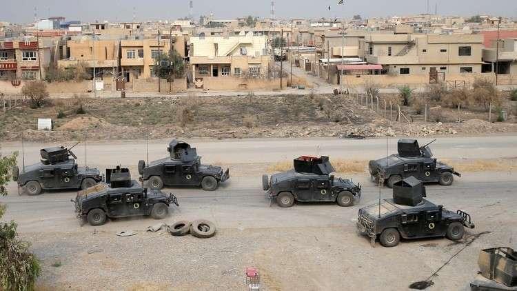 القوات العراقية تعتقل قياديين من داعش في الموصل