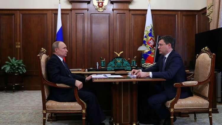 نوفاك: روسيا ستستبدل 80% من مستورداتها التقنية بأخرى محلية