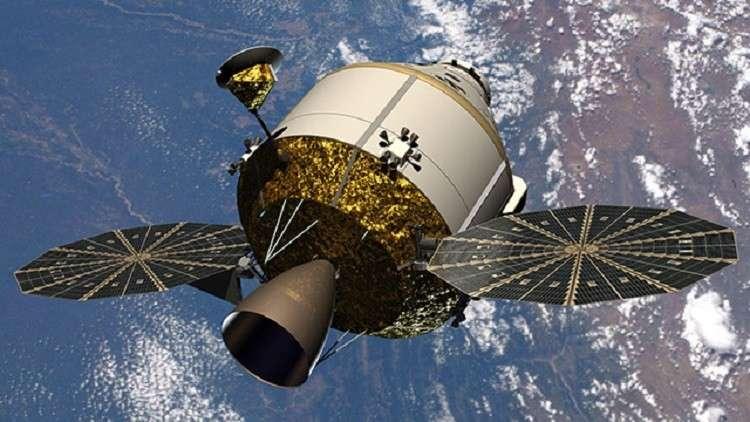 صاروخ أمريكي يحمل وحدة مدارية روسية إلى القمر