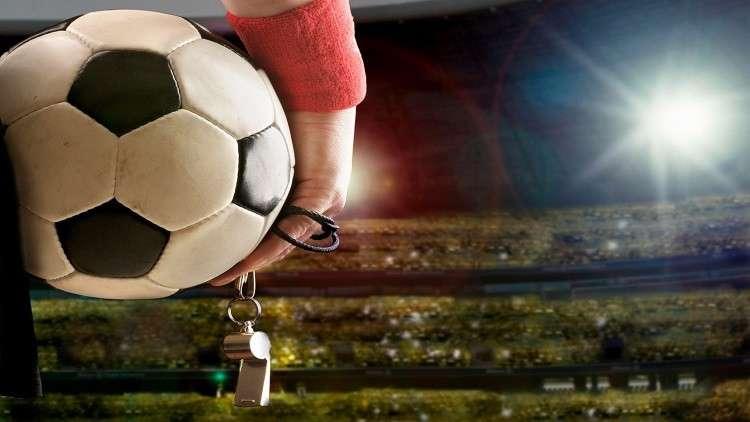 شاهد.. أول مصرية تحكم مباريات كرة قدم للرجال