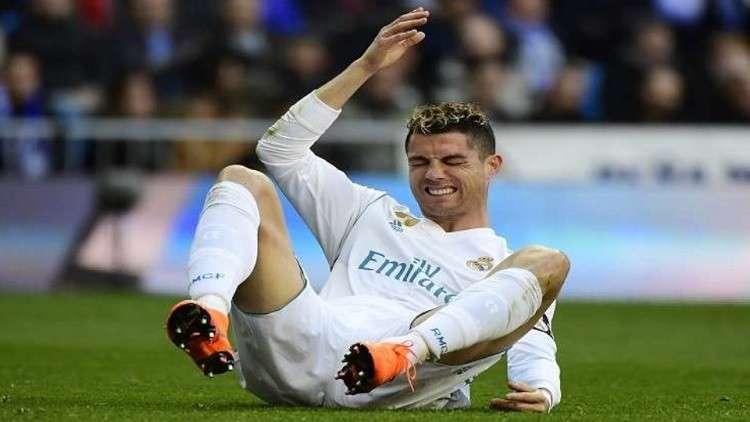رونالدو خارج حسابات ريال مدريد أمام لاس بالماس
