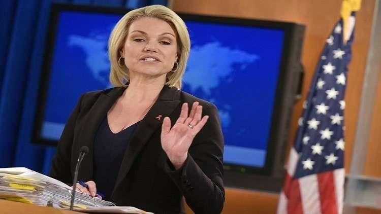 الخارجية الأمريكية: الواقع يحتّم حفاظ واشنطن على اتصالاتها مع موسكو