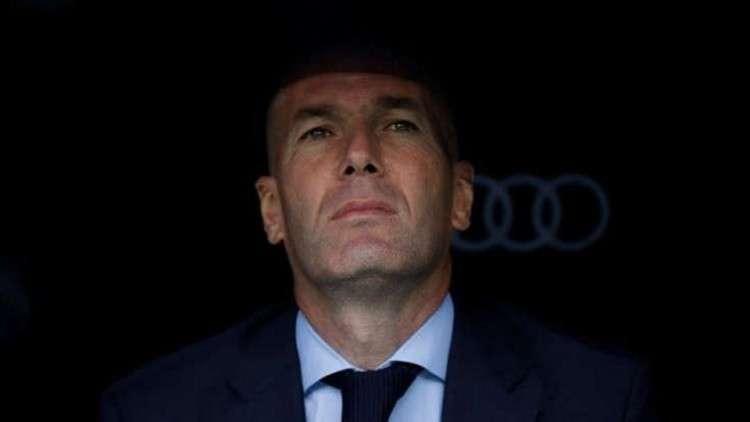 زيدان يرغب في البقاء مدربا لريال مدريد