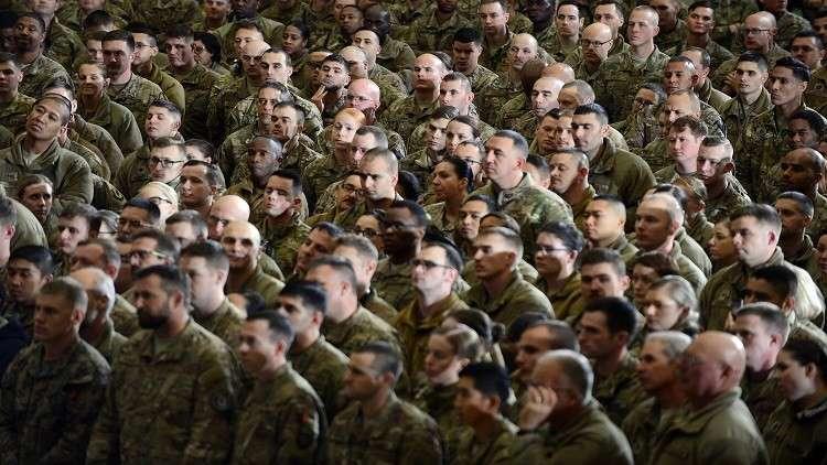 وصول أعداد هائلة من القوات الأمريكية إلى أفغانستان