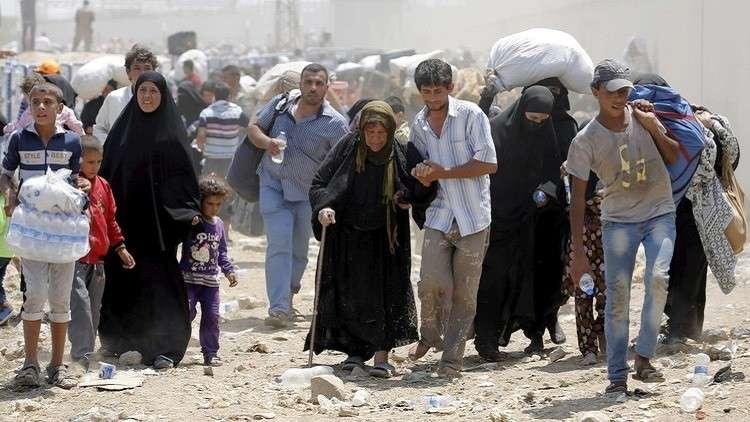 عودة 425 عراقيا من تركيا إلى الموصل