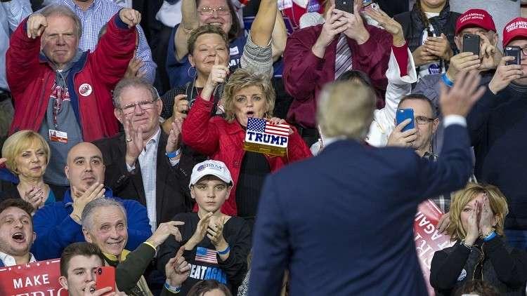 استطلاع: الشباب الأمريكي لا يؤيد سياسة ترامب